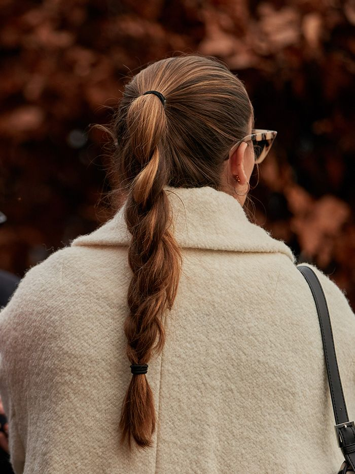 Plait Hairstyles: Twisted Plait