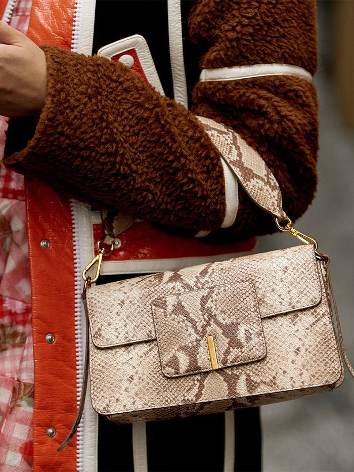 Fashion Week Street Style: Wandler Georgia Bag