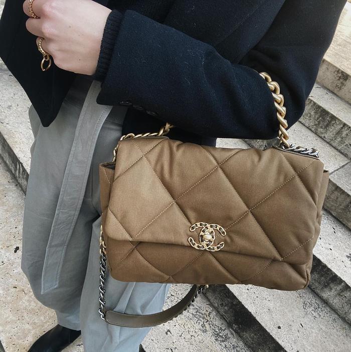 Best designer bags 2020: Chanel 19 Bag