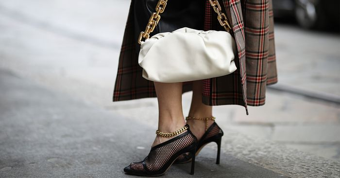 The Pretty Shoe Trend That's on the Cusp of Blowing Up