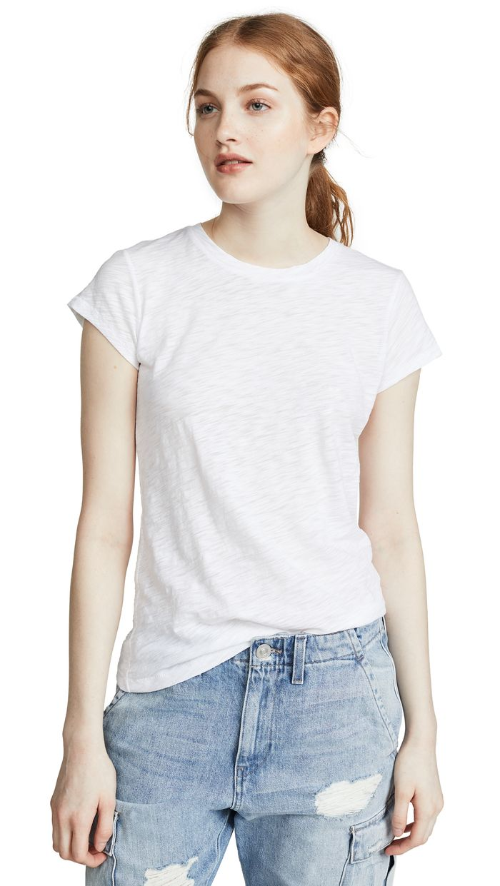 The 4 Best T-Shirt Brands for Women—Period | Who What Wear