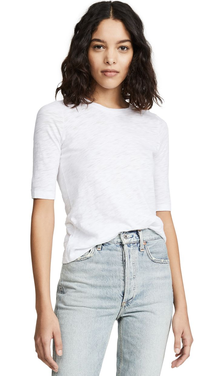 The 4 Best T Shirt Brands For Women Period Who What Wear