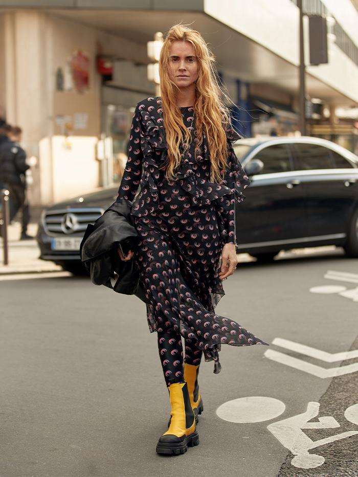 Marine Serre: Paris Fashion Week