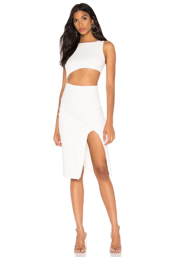 Superdown Amira Cut Out Dress