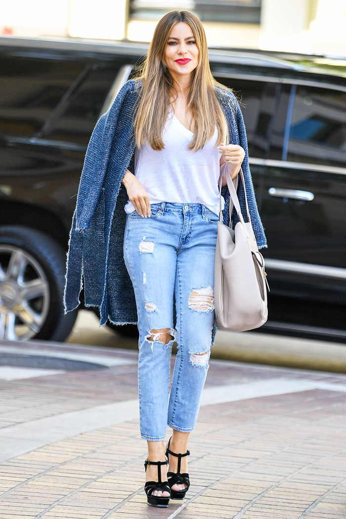 Shop Sofia Vergara's New Affordable Denim Line at Walmart | Who What Wear