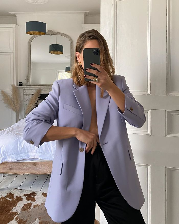 Best Bright Blazers: Jessica Skye
