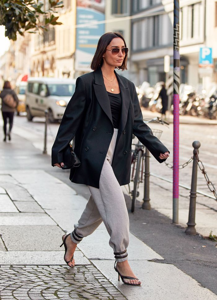 The joggers outfit French girls wear