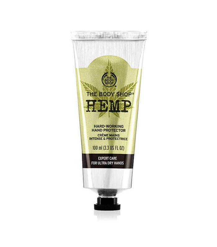 Discover Hardworking Hydration with The Hemp Hand Cream The Body Shop