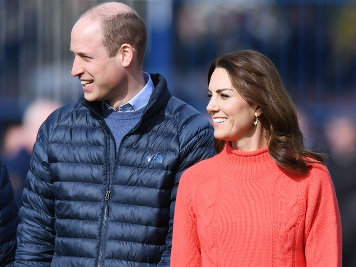 Kate Middleton Wore Affordable Sneakers in Ireland