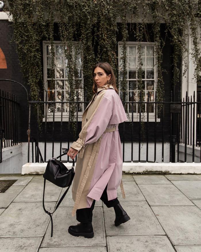 Trending Trench Coats 2020: Jessica Skye