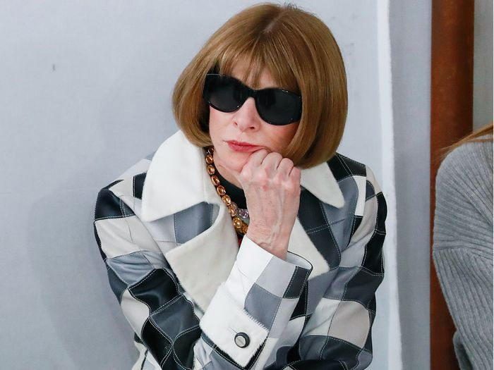 Anna Wintour's Favorite Shows of Fashion Month