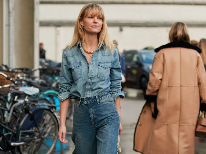 I Love Denim, But Think This Is the Coolest Way to Wear It