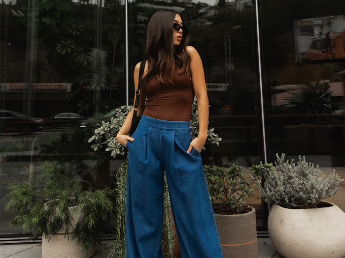 8 Wide-Leg-Pant Outfits That Will Make You Want to Ditch Your Skinny Jeans ASAP