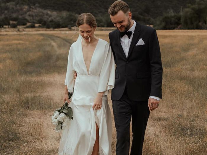 Yes, There Is Such a Thing as a Sustainable Wedding Dress