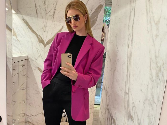 Rosie Huntington-Whiteley Just Introduced Us to the Coolest Minimalist Brand
