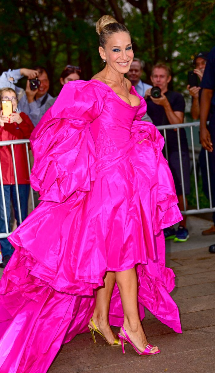 The Most Stylish Celebs Over 50 - Sarah Jessica Parker
