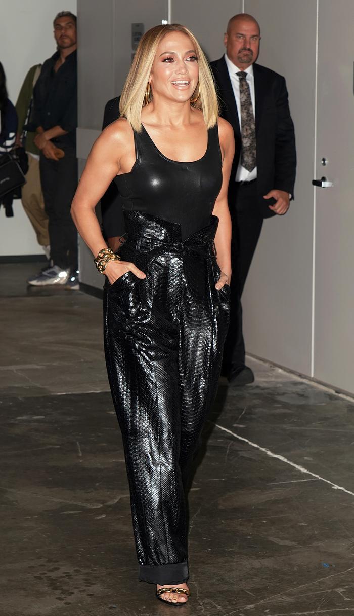 The Most Stylish Celebs Over 50 - Jennifer Lopez