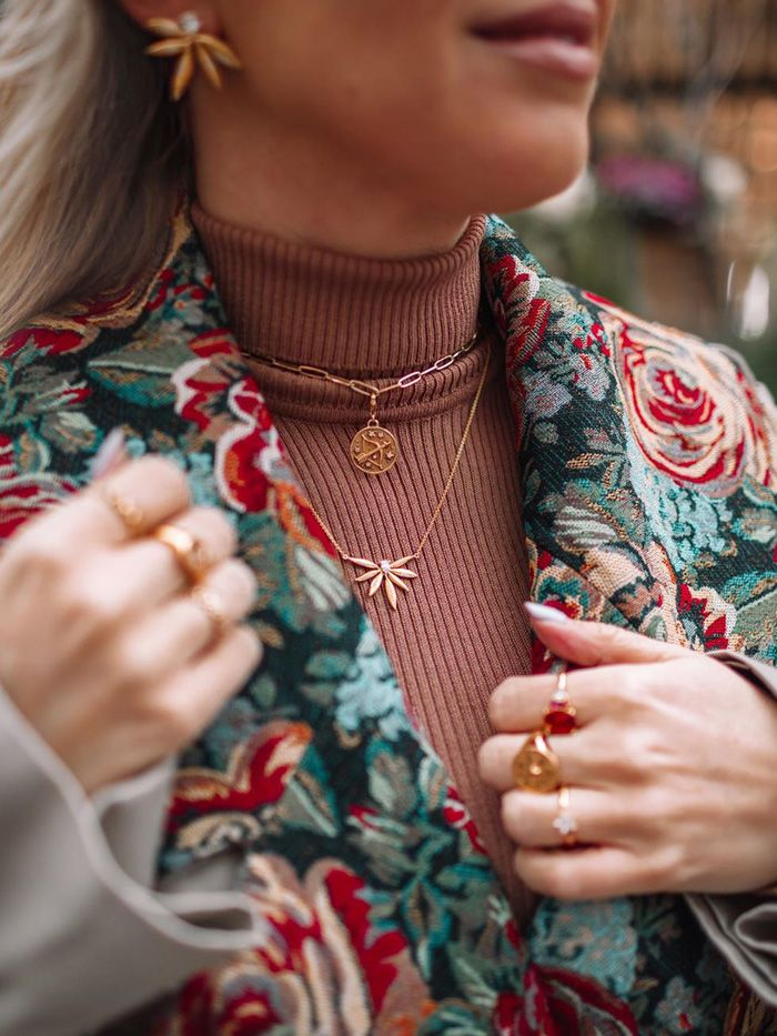 Jewellery Staples: Layered Gold Pieces