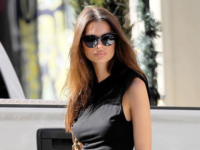EmRata and Kendall Jenner Both Own This $128 LBD—and Now It's Back in Stock