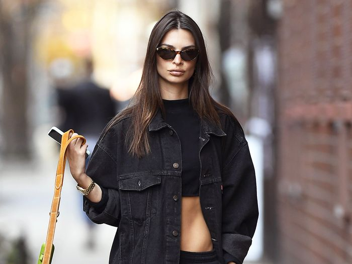 Emily Ratajkowski Just Gave Me the Best Work-From-Home Outfit Idea