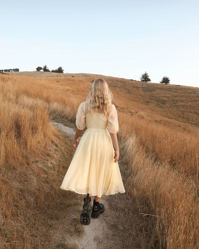 Spring Dresses and Boots: We The People Style