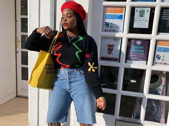 6 A+ Ways the Fashion Crowd Are Styling Their Shorts