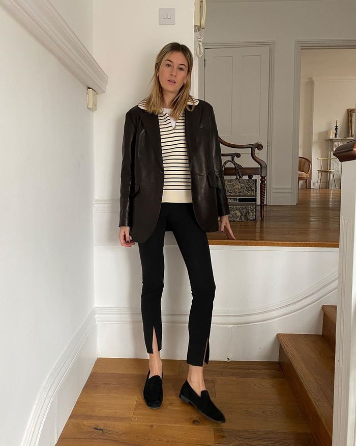 How to wear leggings and flats in 2020