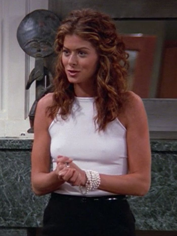 Grace Adler Style: Will and Grace Outfits