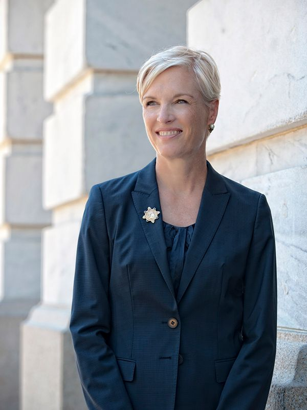 Cecile Richards on How She Learned to Be Assertive