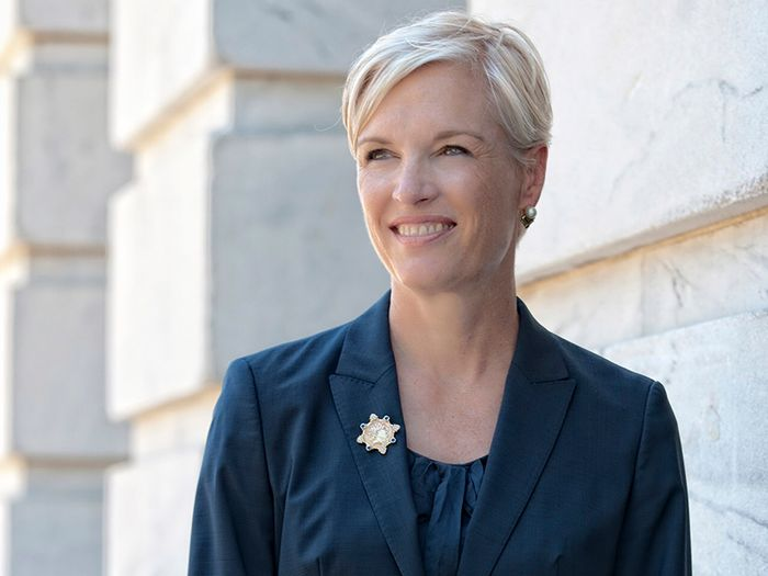 Cecile Richards Tells Us How to Be More Confident and Find Our Voice