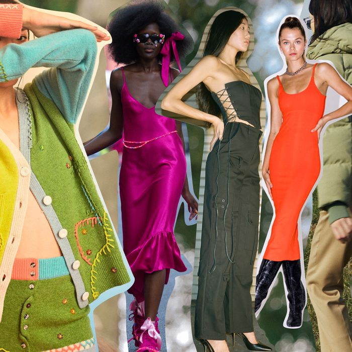 6 Nyc Fashion Trends That Will Emerge Next From Designers Who What Wear