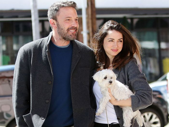 Ana de Armas and Ben Affleck Wore the Most Relatable Couples Sneaker Outfits