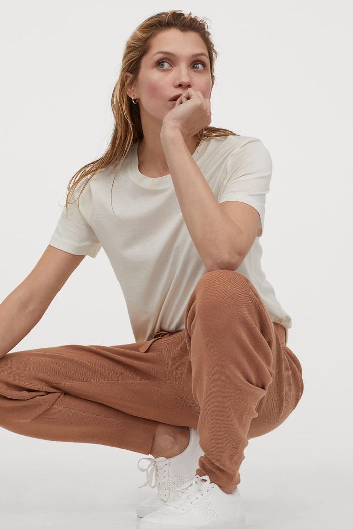 H&M Fine-Knit Joggers