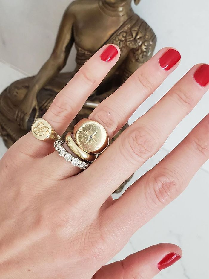 Perfect Nail Polish Shades: Red @aninebing
