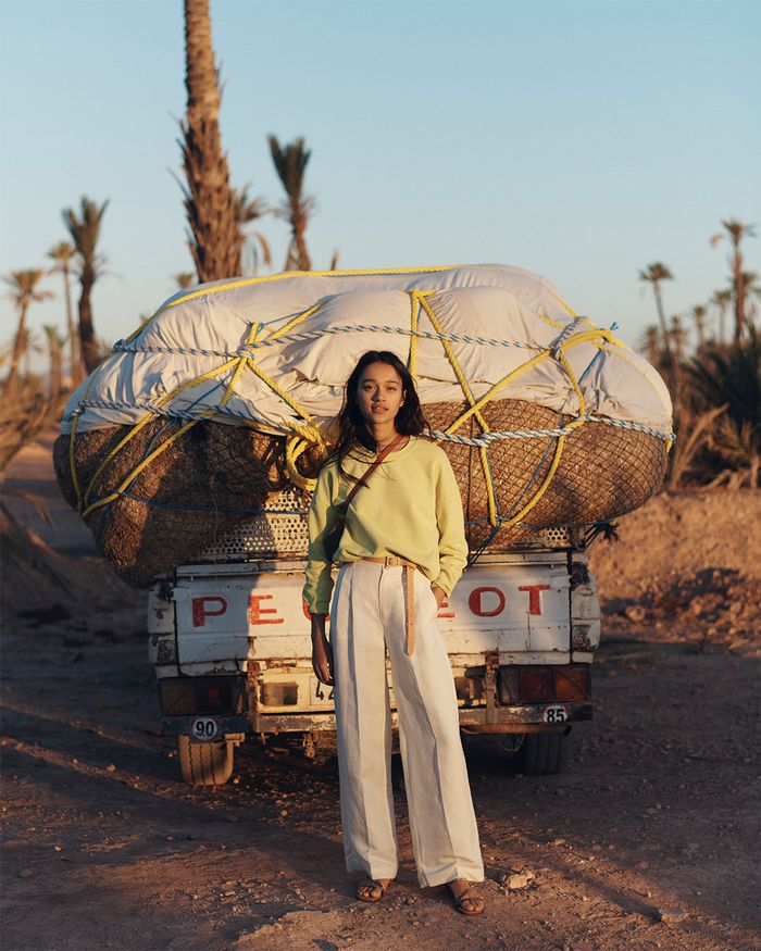 Madewell Spring Colleciton