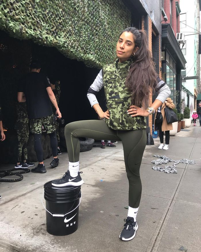 arma transatlántico Mendicidad  13 Nike Outfits for Women That Feel Fresh for 2020 | Who What Wear