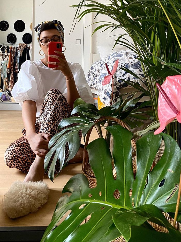 Work From Home Outfit Ideas: Lena Farl