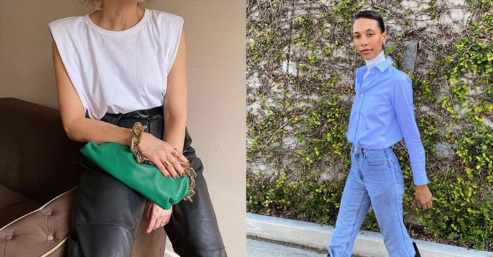 These Outfits Hit On My Favorite Trends ATM, so I Re-Created Each for Under $200