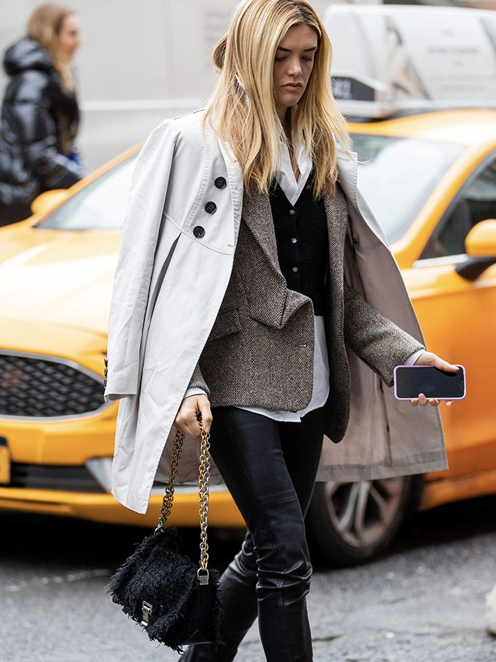 Chic Black Cardigan Outfit