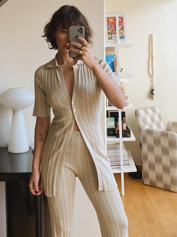 Summer Capsule Wardrobe 2020: Polo Tops