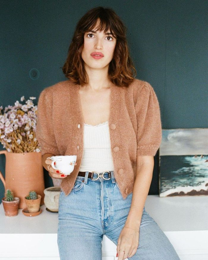 French Girl Casual Outfits: Jeanne Damas