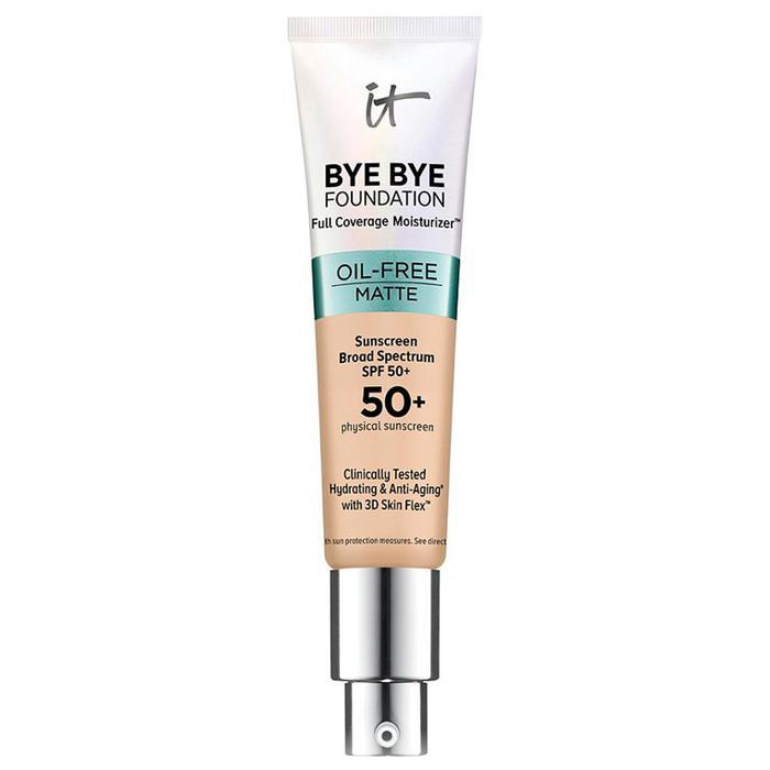 It Cosmetics Bye Bye Foundation Oil Free SPF 50 Moisturizer