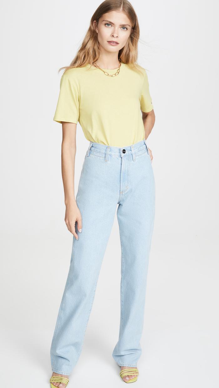 Goldsign The Welt Pocket Jeans