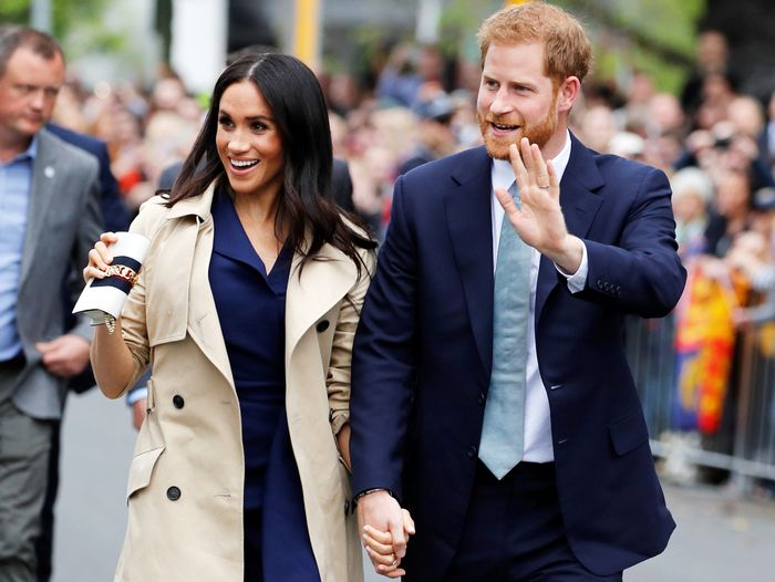 Meghan Markle and Prince Harry Posted Their Last-Ever Sussex Royal Instagram