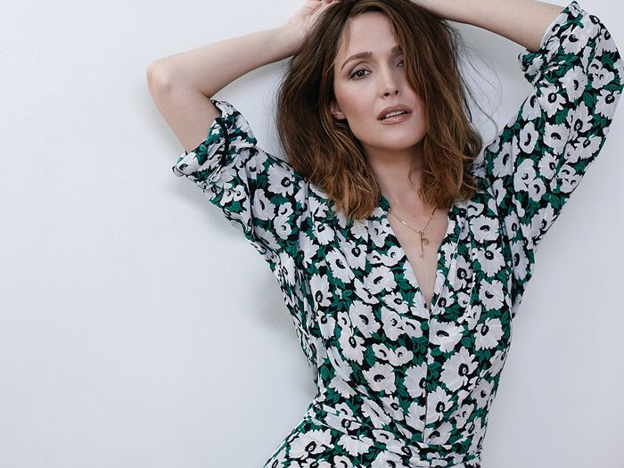 Rose Byrne on Bidets, Her 40s, and Stepping Into Her Most Intimidating Role Yet