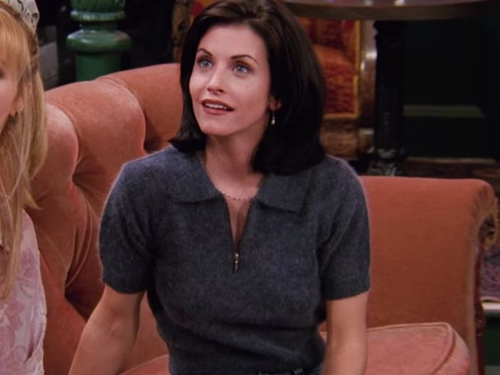At-Home Outfit Ideas I'm Stealing From Monica Geller and Rachel Green