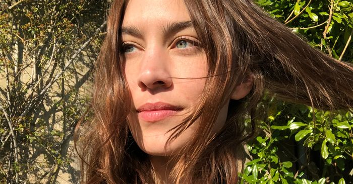 Alexa Chung Just Showed Us Everything She Has Worn at Home This Week
