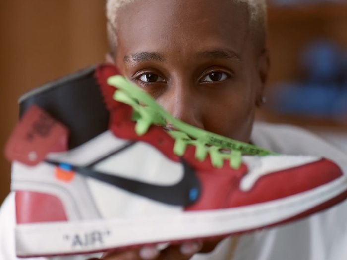 I Learned Everything I Need to Know About Sneakers From Lena Waithe