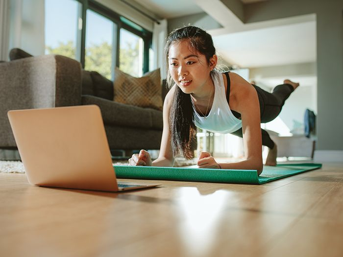 Benefits of pilates: relieves stress and anxiety