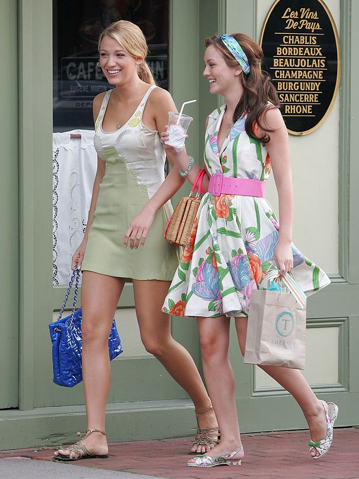 Gossip Girl Costumes: Best Looks